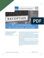 Actualisation de La Méthode Hôtelière