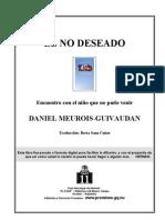 Meurois-Guivaudan, Daniel - El no deseado