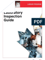 COHS Laboratory Inspection Guide