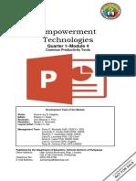 Edited EmpTech - Q1_Mod4_Common Productivity Tools
