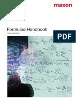 maxon Formelsammlung_e