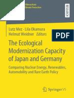 Energiepolitik Und Klimaschutz. Energy Policy and Climate Pr