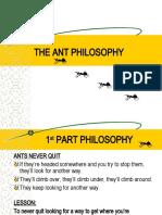 Gyaan - Ant Philosophy