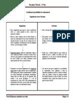 6. O problema da possibilidade do conhecimento (quadro-sín (1)