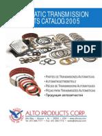 ALTO AUTOMATIC TRANSMISSION 13-384P