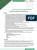 MCFSP AT KNUST APPLICATION FORM 2021