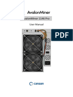 AvalonMiner-1146-Pronew-design-user-manual_v0.1