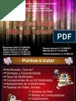 Presentacion Multimedia Unesr 2011