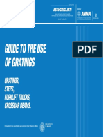 GUIDE TO THE USE OF GRATINGS