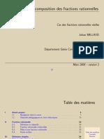 Fractions Ration Nelles