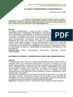 EXPERIMENTAR(-SE) DANÇA CONTEMPORÂNEA E TRANSFORMAÇÃO