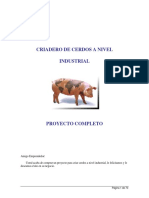 Manual Cria de Cerdos