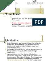 Cyber Law workshop