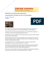22-02-11 PUERTO RICO - University head quits amid fee protests