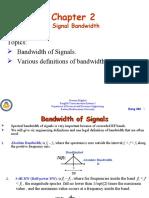 Bandwidth definition