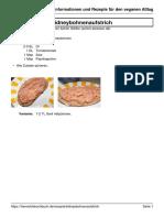 kidneybohnenaufstrich