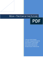 Project Report on REVA