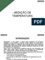 4 - Medição de Temperatura