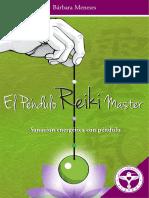 Manual del Péndulo Reiki master traduzido em portugues poetugal