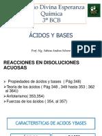 Ácidos y bases presentación 2