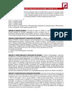 Seminar 6 - Analiza unui proiect de investitii. Criteriul VAN (1)