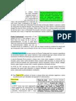 Resumo - Prática Pedagógica III