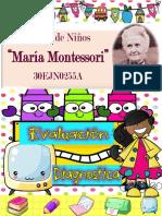 Evaluacion diagnóstica escolar y grupal