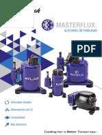 Plaquette Masterflux ES