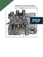 Identificacion Cuerpo de Valvulas Mazda Fn4a