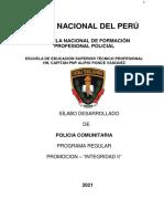 Silabo Pol. Comunitria 2021