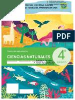 GUIAS DE APRENDIZAJE 3 PERIODO ciencias naturales