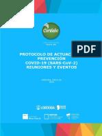 Turismo de Reuniones - Protocolo