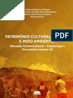 Patrimonio Cultural Direito e Meio Ambie (1)
