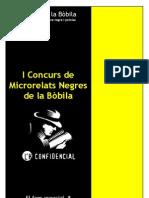 I Concurs de Microrelats Negres de la Bòbila