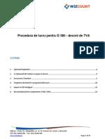 Procedura D300 2016V50