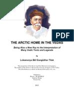 Arctic Origin of the Aryans