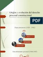 2 Origen y Desarrollo Del Derecho Procesal Constitucional Recuperado