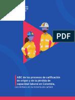 ABC DE PROCESOS DE CALIFICACION MEDICINA PREVENTIVA Y DEL TRABAJO