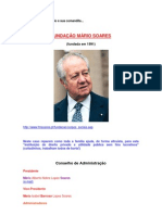 As Fundações do Mário Soares (Franco-Maçonaria).