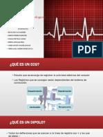 FUNDAMENTOS ELECTROFISIOLOGICOS DEL ECG