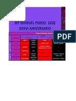 FINALISTAS CONCURSO TALENTOS MP 2020