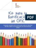 CRC SPANISH OPIC Ratification Toolkit