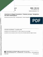 NBN EN 515-1993-1