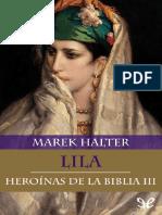 Lila- Marek Halter
