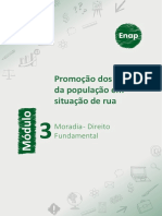 Módulo 3 - Moradia - Direito Fundamental