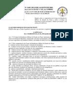 Código de Incêndio do Estado do Piauí