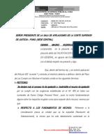 ABSUELVE TRASLADO DE APLEACION DENNIS MAGNO