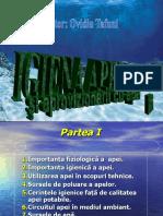 Igiena Apei I Ro MG-30145