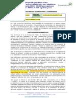 4. MODELO ESTUDIOS PREVIOS DE NECESIDAD Y CONVENIENCIA CONTRATO DE PRESTACIÓN DE SERVICIOS