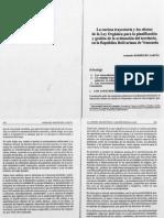 La_curiosa_trayectoria_los_efectos_Ley_Organica para la gestion del territorio